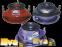 Опоры стоек передних SS20 Стандарт для автомобилей ВАЗ-2110, 2111, 2112, 21126 (2шт.) (SS20.02.00.000-01)  SS10102 1