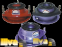 Опоры SS20 серии Спорт (универсальные) ВАЗ-2114 и 2110 (SS10105) 1