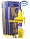 Стойки передней подвески ВАЗ-2110 DAMP с занижением -25мм (Газомаслянные) (2шт) (D3 SE-1