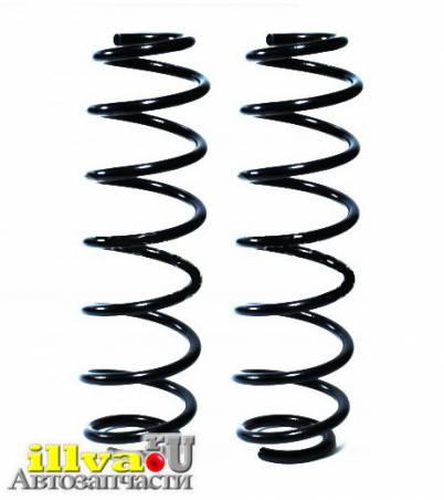 Пружины задние Volkswagen Polo mk5 Skoda Rapid Seat Ibiza Технорессор стандартные 2шт