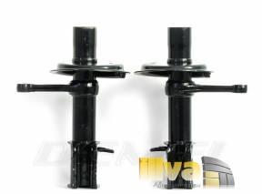 Корпус передней стойки, стакан ремонтный, Демфи (DEMFI), ВАЗ 1118 Калина (2шт.)(1118-2905580)