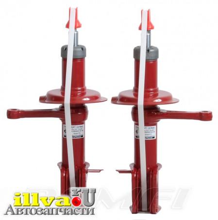 Амортизаторы передние «DEMFI Premium GAZ» с занижением -30 мм на автомобили ВАЗ 2108 - 2110 (2шт.) (2108/2110-2905002-30)