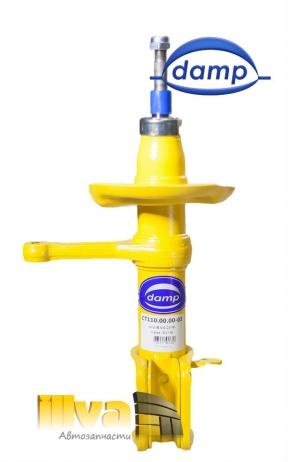 Стойки передней подвески ВАЗ-2190 Granta DAMP (масляные) (2шт) (D1 OIL СТ 110.00.00L/R-03)