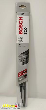 Щетка стеклоочистителя каркасная BOSCH Eco 500 мм 3397004670