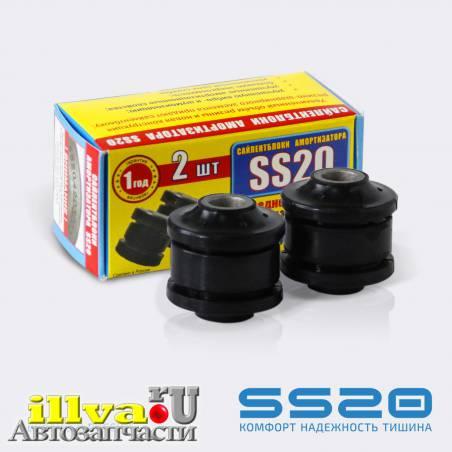 Сайлентблоки амортизатора переднего, нижний, ss20, сс20, ВАЗ 2101-2107, Нива, Шевроле Нива, (классика), ss60101