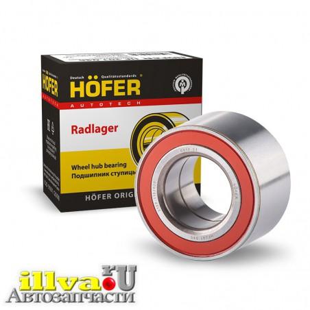 Подшипник ступицы переднего колеса для ВАЗ 2108 2109 и модификации  HOFER Германия (HF301046)