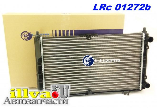 Радиатор Приора ВАЗ 2170 основной под кондиционер