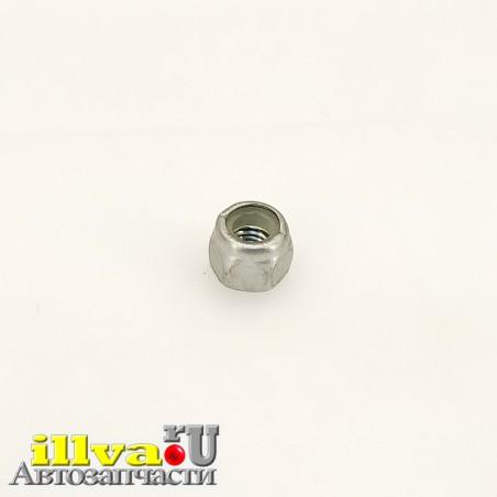 Гайка М8 * 1,25 шестигранная с контрящим элементом для крепления верхней опоры а/м ВАЗ 2114, 2110, 1119, 2170, 2190