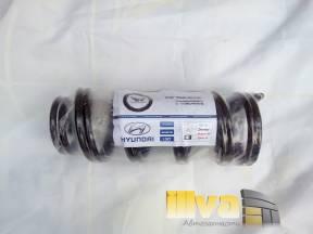Пружины задние Технорессор на автомобиль Hyundai Solaris, Kia rio