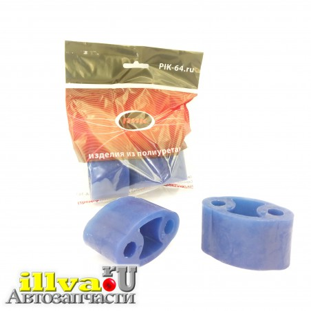 Комплект подушек подвески глушителя  LADA Vesta ВАЗ 2180 полиуретан