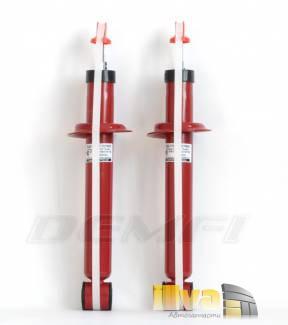Амортизаторы задние, ДЕМФИ Премиум газовые, с занижением -50 мм, ВАЗ 2108, 2110, Калина, Приора, Гранта, Датсун on-DO м-и mi-DO (2шт.) (2108/2110/2170/2190-2915004-50)