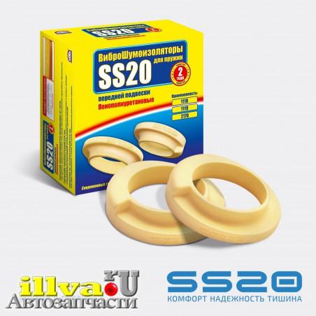 ВиброШумоизоляторы передней подвески SS20  для автомобилей ВАЗ 1118 (2шт.) (SS20.70.00.004) SS76101