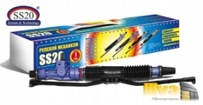Рулевая рейка в сборе SS20 ВАЗ 2108 Стандарт (3,6 оборота) (SS20.82.00.000-01) SS42101