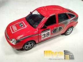 Модель автомобиля LADA 2170 PRIORA SPORT (размер 1:36) (коллекционная игрушка)