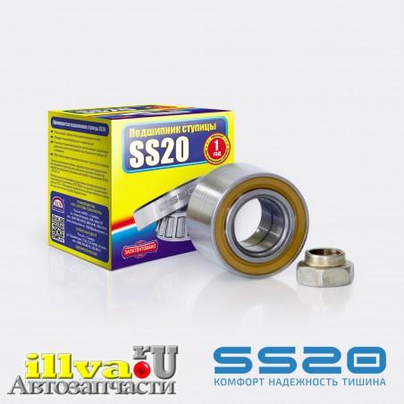 Подшипник задней ступицы SS20 для а/м ВАЗ 2110, 2170, 1119, 2190 (ремонтный комплект) SS52106