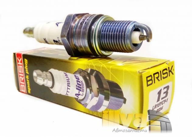 Свечи ваз 21083, 21093, 21099, нива 2121 инжектор (8 кл)