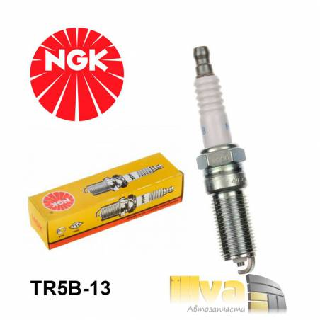 Свечи зажигания NGK TR5B13 (1шт) для Ford, Volvo (Япония)