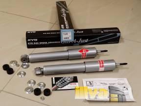 Амортизаторные стойки передние Каяба Gas-A-Just газо-масляные ISUZU TROOPER, NISSAN URVAN (компл-т 2шт.) KYB 554099