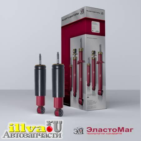 Амортизаторы 2101-2107 передней подвески, ЭластоМаг 2шт., разборные ЭМ20890