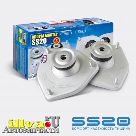Опоры стоек передних SS20 Мастер для автомобиля ВАЗ 1118 без подшипника (2шт.) (SS20.08.00.000-01) SS10108