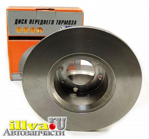 Тормозные диски передние Алнас на ВАЗ 2101 2шт   2101-3501070