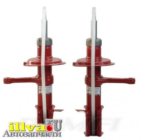 Амортизаторы передние «DEMFI Premium GAZ» с занижением -90 мм на автомобили ВАЗ 2108-2110 (2шт.) (2108/2110-2905002-90)