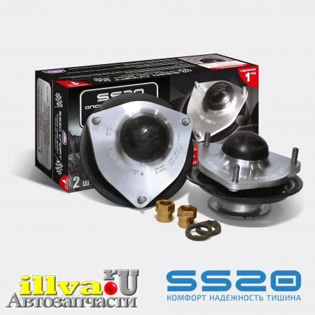 Опоры стоек передних SS20 Hard Sport (ШС) для автомобилей ВАЗ-2108, 2109, 21099, 2113, 2114, 2115 (2шт.) (SS20.01.00.000-05) SS10111