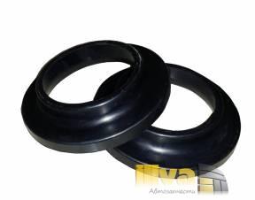 Подушка пружины верхняя - шумоизолятор между пружиной и верхней опорой передней подвески для автомобилей ВАЗ 1119 Калина, 2170 Приора и 2190 Гранта 2шт 1119-2902723