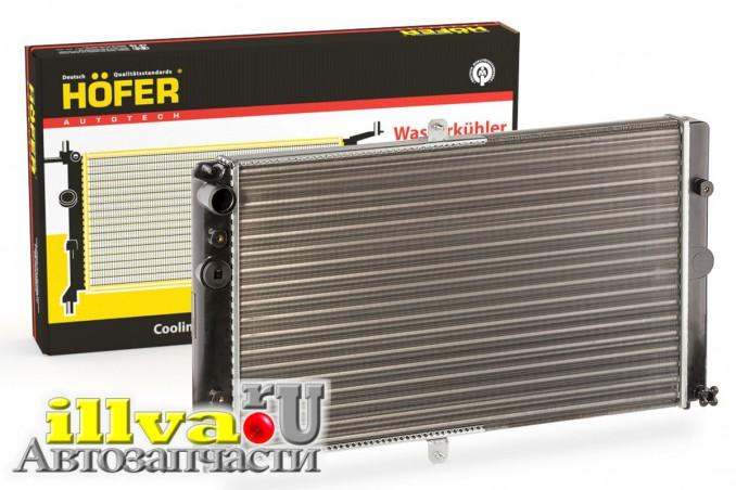 Радиатор охлаждения 2110-2112 универсальный HOFER Германия (HF708415)