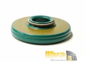 Сальник заднего амортизатора для SS20 зелёные для а/м ВАЗ 1119 Калина, 2170 Приора и 2190 Гранта (ремонтный) (Корея) 1408-2915616