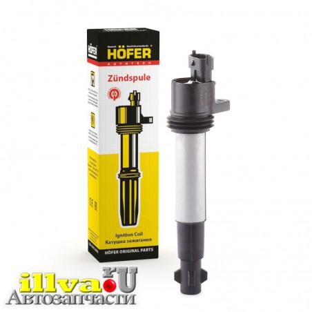 Катушка зажигания ВАЗ 2112 - 2170 Приора HOFER Германия HF750305    2112-3705010
