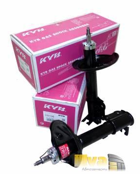 Стойки задние Акцент KYB Excel-G газовые HYUNDAI Accent  2шт прав/лев  KYB-332108/332109