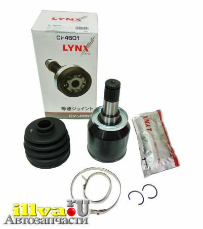 Шрус внутренний ВАЗ 2110 трипоидный LYNXauto Япония CI-4601