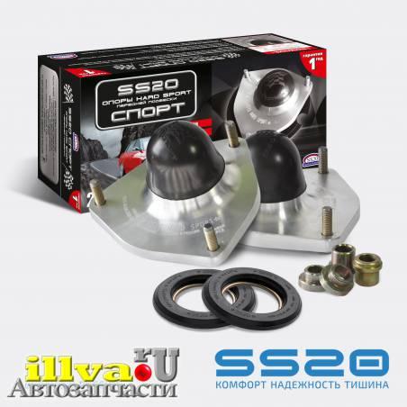 Опоры стоек передних SS20 Hard Sport (ШС) для автомобилей ВАЗ-1118. 1119 Калина (2шт.) (SS20.08.00.000-05) SS10117