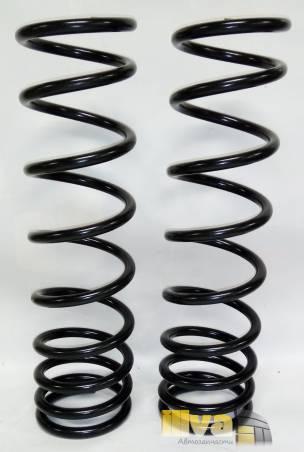 Пружины задние Технорессор с завышением +20 мм на автомобили ВАЗ 2108 и 2110