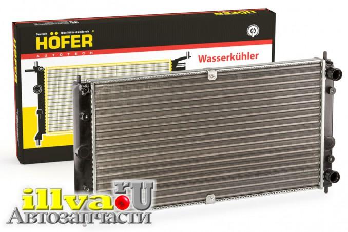 Радиатор охлаждения 2123 HOFER Германия (HF708417)