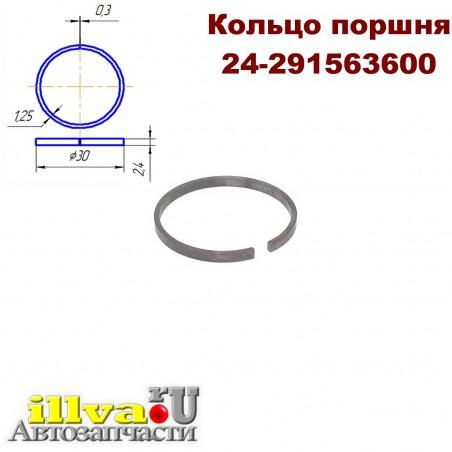 Кольцо заднего поршня (чугун) для ВАЗ 2108, 2110, 1118 Калина, 2170 Приора и 2190 Гранта (24-291563600)