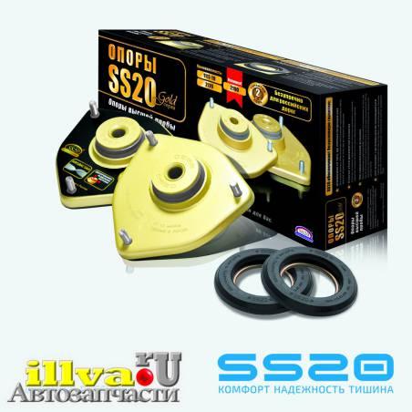 Опоры передних стоек SS20 Gold  2190 Гранта без ЭУР с подшипником SS20 (2шт.)(SS20.102.50.000-04) SS10120