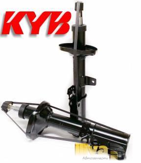 Стойки задние Тойота Авенсис Каяба KYB Excel-G газовые Toyota Avensis I -  2шт -  прав/лев  KYB-334329/334330