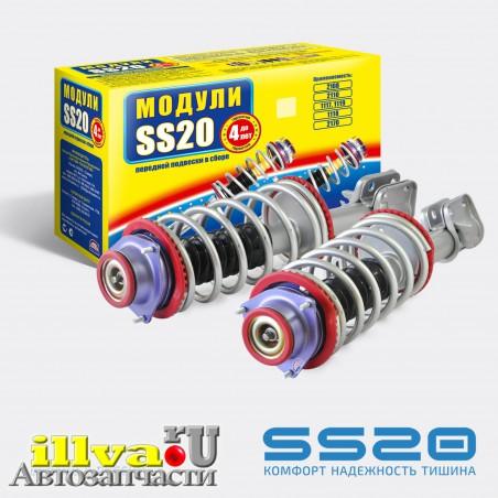 Модуль передней подвески SS20 Стандарт с опорой Мастер для ВАЗ 2108, 2109, 21099 (2шт)  SS99118