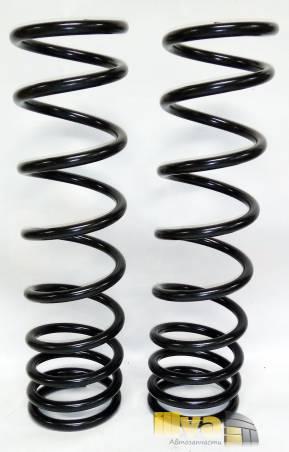 Пружины задние Технорессор стандарт на автомобили ВАЗ 2108 и 2110