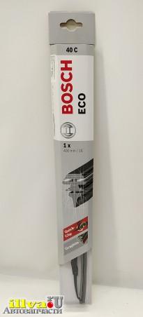 Щетка стеклоочистителя каркасная BOSCH Eco 400 мм 3397004667
