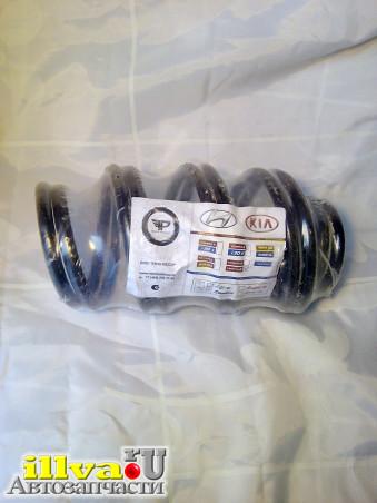 Пружины передние Технорессор на Hyundai I30 2, Elantra 5, Kia Ceed 2 JD ceed-1-FL-рестайлинг, Cerato 3, Sportage 3, стандартные (2шт.)