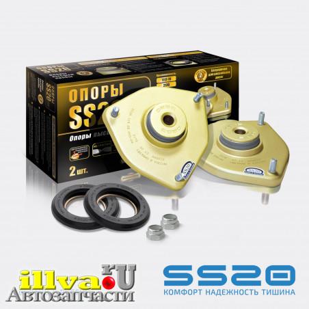 Опоры передних стоек SS20 Gold  2170 Приора, с подшипником SS20 (2шт.)(SS20.119.00.000-04) SS10116