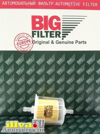 Фильтр топливный ВАЗ 2101 - 2109 карбюраторный Биг-фильтр GB-204