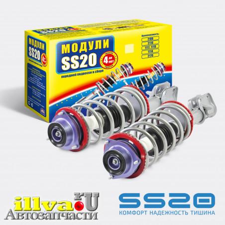 Модуль передней подвески SS20 Комфорт с опорой Стандарт для ВАЗ 2108, 2109, 21099 (2шт)  SS99101