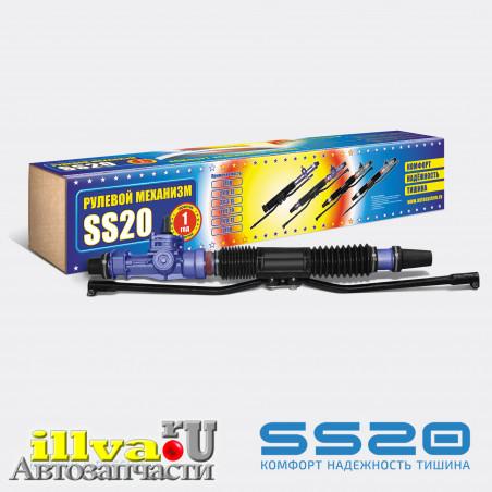 Рулевая рейка в сборе SS20 ВАЗ 2110, 2170 Стандарт (4,1 оборота) (SS20.81.00.000-01) SS42102