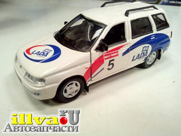 Модель автомобиля LADA 2111 спорт (размер 1:36) (коллекционная игрушка)