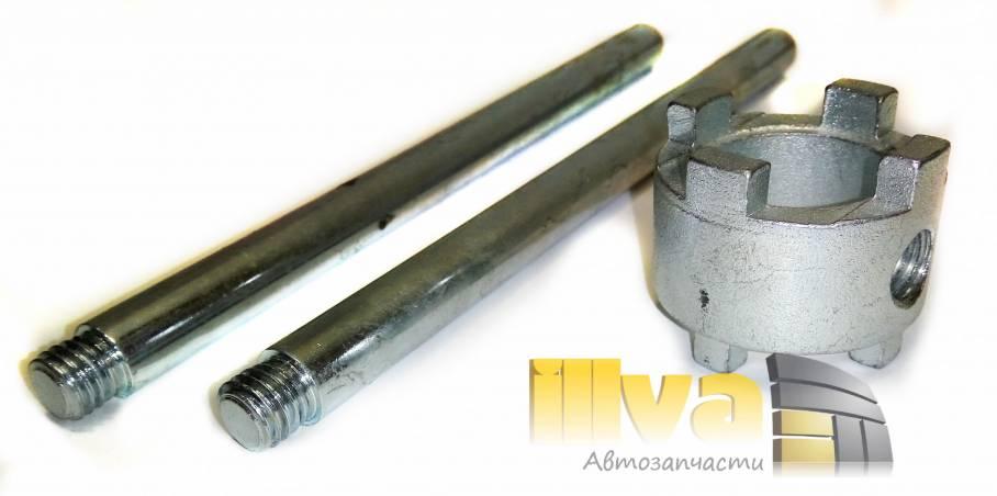 Ключ (универсальный) для разборки амортизатора и передней стойки ВАЗ 2108 - 2110