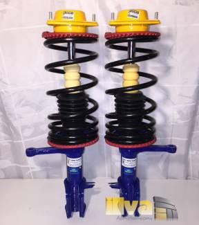 Стойки в сборе газомаслянные передние Демфи Стандарт для автомобилей ВАЗ 2110 2112 (2шт)